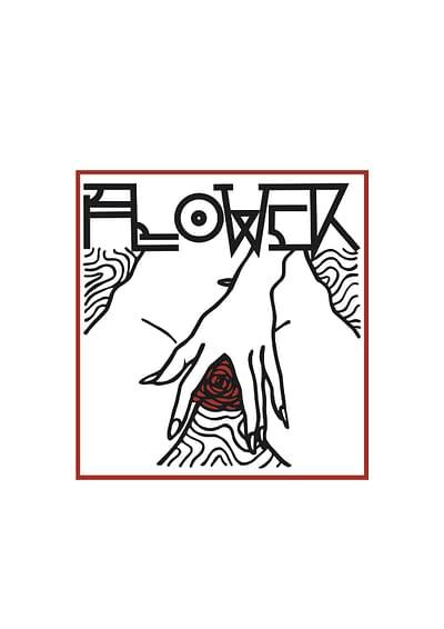 FLOWER 50×70